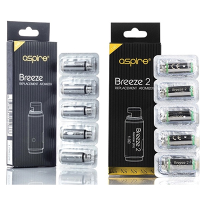 Aspire Breeze 2 U-Tech Coil