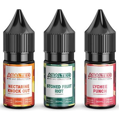 Local - GBOM Asalted Collection 25mg 30ml
