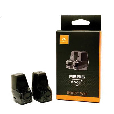 Geekvape Aegis Boost Replacement Pod Cartridge Kit No Coil - 1x2