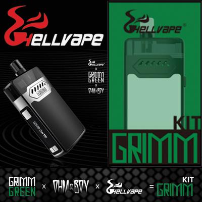 Hellvape Grimm CBD Kit