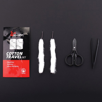 Hellvape Cotton Travel Set - 1x1