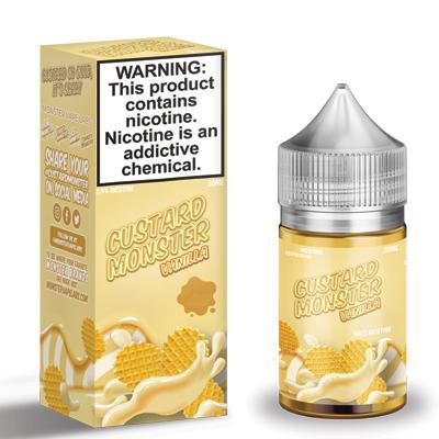 International - Custard Monster Vanilla Salts 30ml