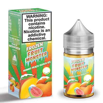 International - Frozen Fruit Monster Mango Peach Guava Salts 30ml