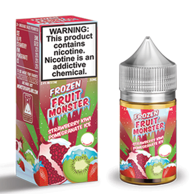 International - Frozen Fruit Monster Strawberry Kiwi Pomegranate Salts 30ml