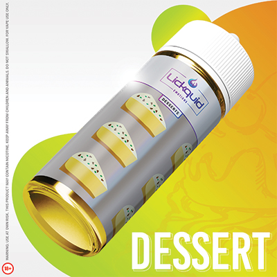 Local - Lickquid Emotions - Desserts - 2mg 120ml