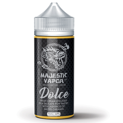 Local - Majestic Vapor Luxury Series - Dolce 120ml