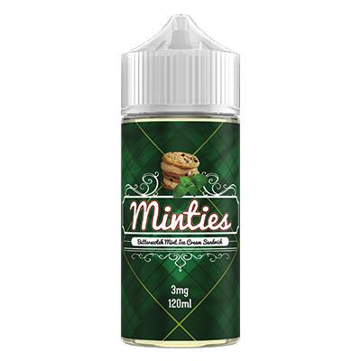 Local - Minties 120ml