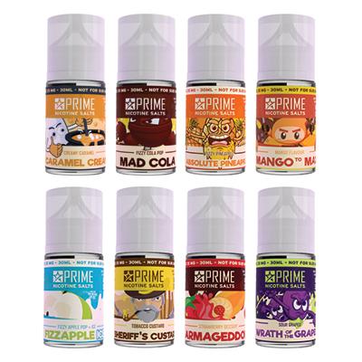 Prime Nicotine Salts 25mg 30ml