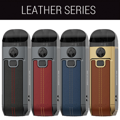 Smok Nord 4 Leather Series Pod System