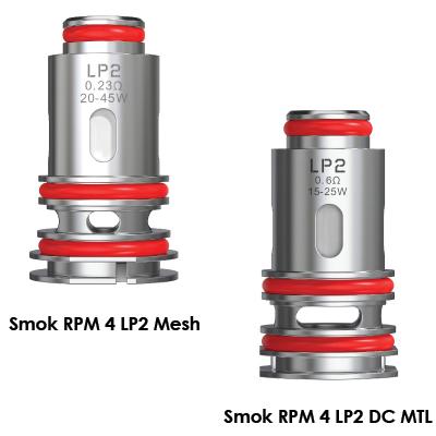 Smok RPM 4 LP2 Coils - 1x5