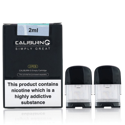 Uwell Caliburn G Replacement Pod - 1x2