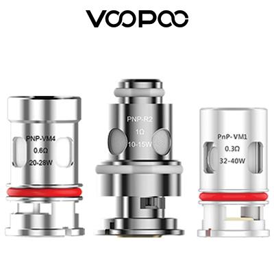 Voopoo CBD PnP Coils - 1x5