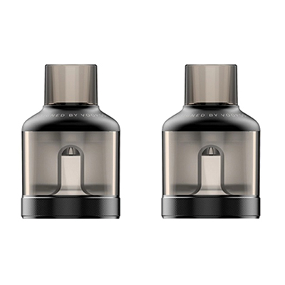 Voopoo TPP Pod Replacement 5.5ml - Black 1x2