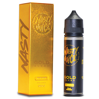 International - Nasty Tobacco Series - Gold 3mg 60ml