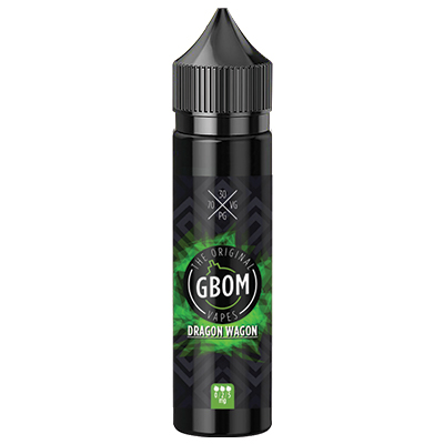 Local - GBOM Dragon Wagon 0mg 60ml