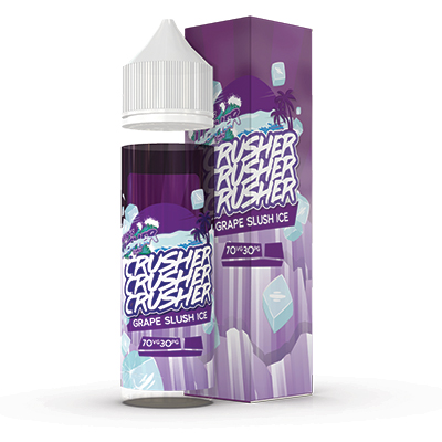 International - Crusher Grape Slush Ice 3mg 60ml