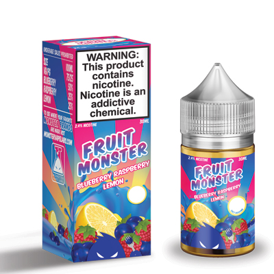 International - Fruit Monster Blueberry Raspberry Lemon Salts 30ml