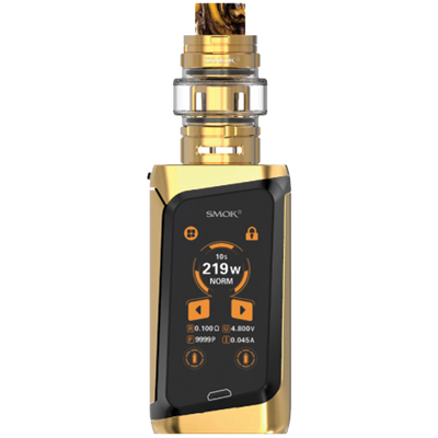 Smok Morph Kit 219 - Gold/Black