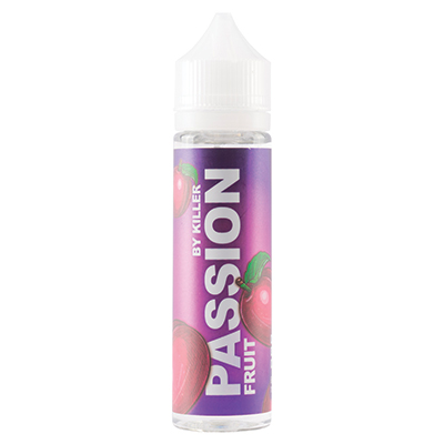 International - Nasty Killer Series - Passion Fruit 0mg 60ml - Low Mint