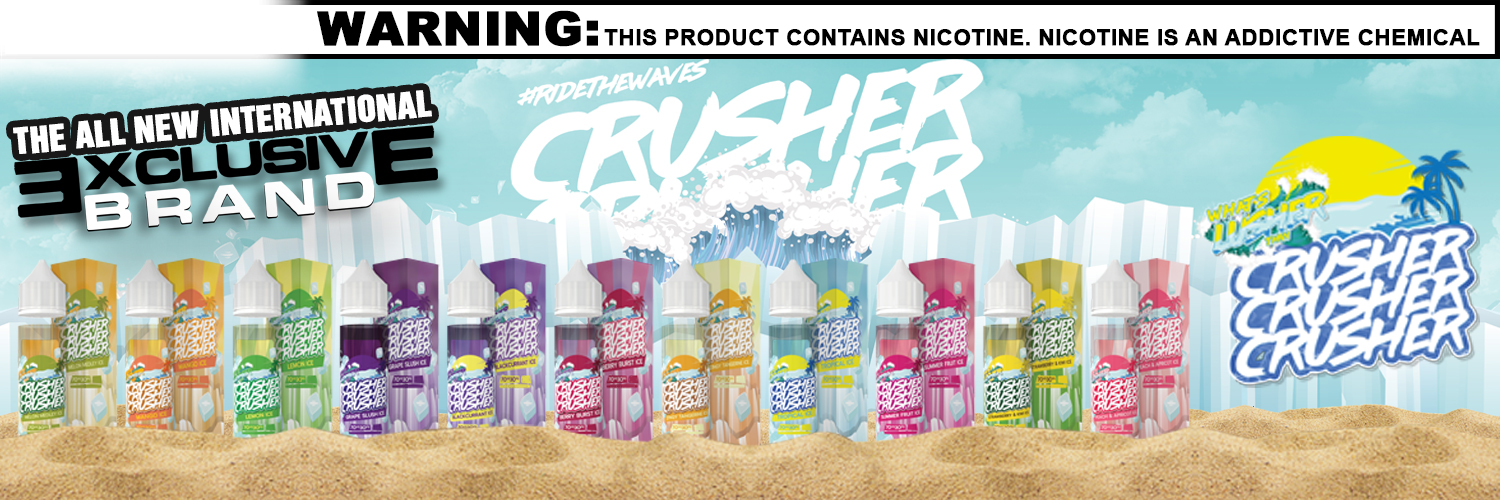 Crusher E Liquid