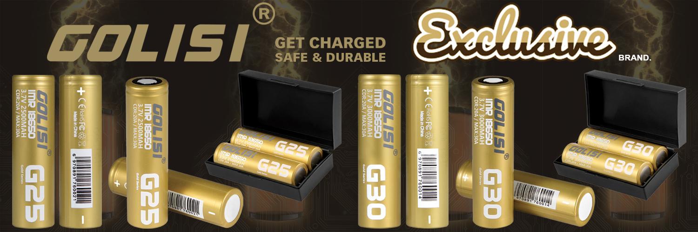 Golisi Batteries