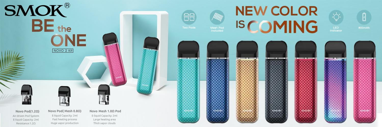 Smok Novo 2 Carbon Fiber Series